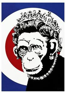 Monkey Queen (unsigned)