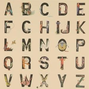 Appropriated Alphabet  4