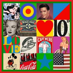 Sources of Pop Art VI