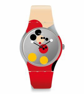 Mirror Spot Mickey (Swatch)
