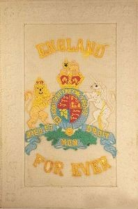 Found Art: England Forever
