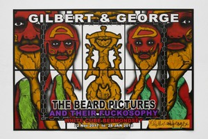 The Beard Pictures and Their Fuckosophy Poster Set