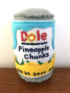 Dole's Pineapple Chunks